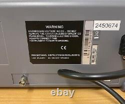 Tenma 72-7630 300mhz 2gs/s Oscilloscope De Stockage Numérique
