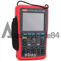 Testeur D'oscilloscope Numérique De Stockage Portatif Uni-t Utd1102c 100mhz 500ms/s