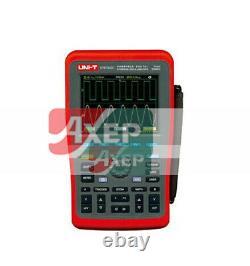 Un 200mhz Portable Digital Storage Oscilloscopes Utd1202c Uni-t