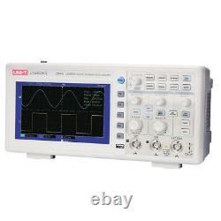 Uni-t Utd2052cl Stockage Numérique Oscilloscope 2 Canaux 50mhz 500ms/s
