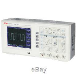 Uni-t Utd2062ce 60mhz 1gs / Digital Storage Oscilloscope 2-ch 5.7 '' Uk LCD Stock