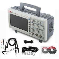 Uni-t Utd2102cex 7 2 Canaux 100mhz 1gs / S Banc De Stockage Numérique Oscilloscope