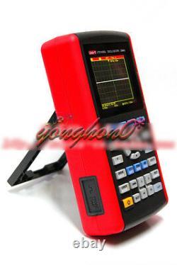 Utd1025dl Oscilloscopes De Stockage Numérique Portatifs 25mhz 2 Canaux 250ms/s Uni-t